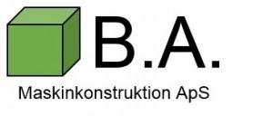 B. A. Maskinkonstruktion